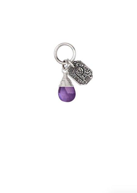 Pyrrha Balance Signature Attraction Charm - Sterling Silver