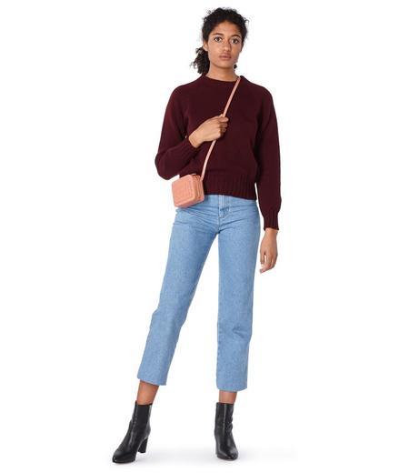 A.P.C. Alyssa Sweater - Bordeaux