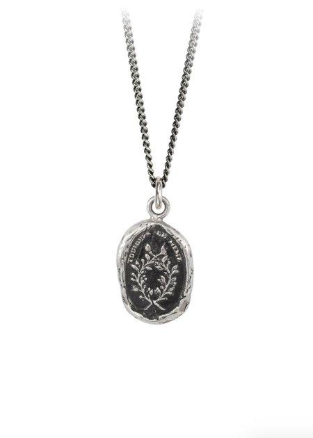 Pyrrha Integrity Talisman - Sterling Silver