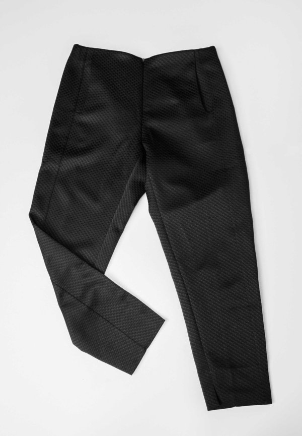 Berenik TROUSERS - STRETCH POCKETS TWEEDY SHELL