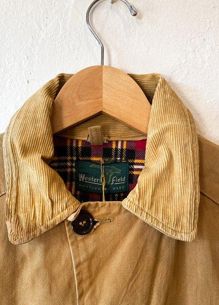 Vintage Duck Canvas Jacket
