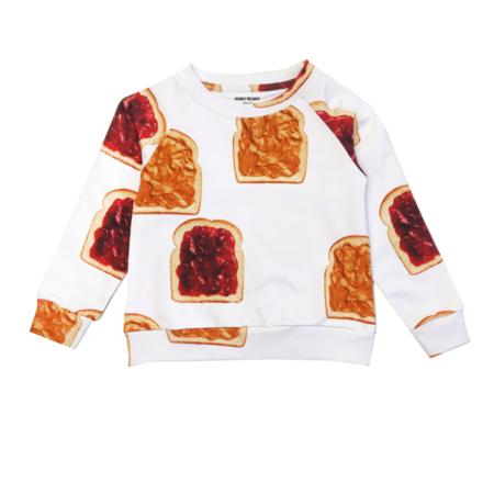 Unisex Romey Loves Lulu PB & J Sweatshirt