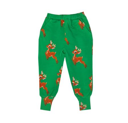 Kids Romey Loves Lulu Reindeer Sweatpants