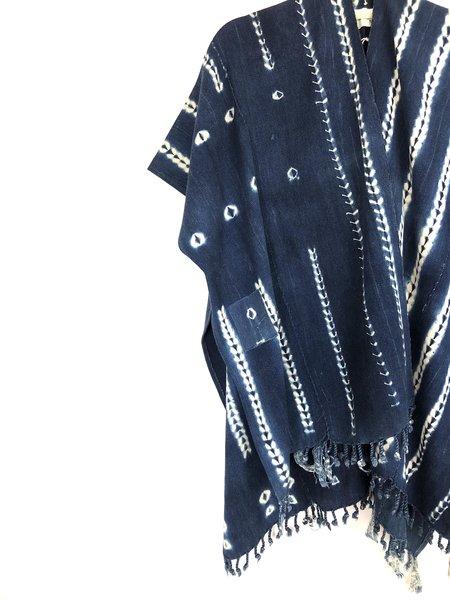 Mira Blackman Shibori Vest