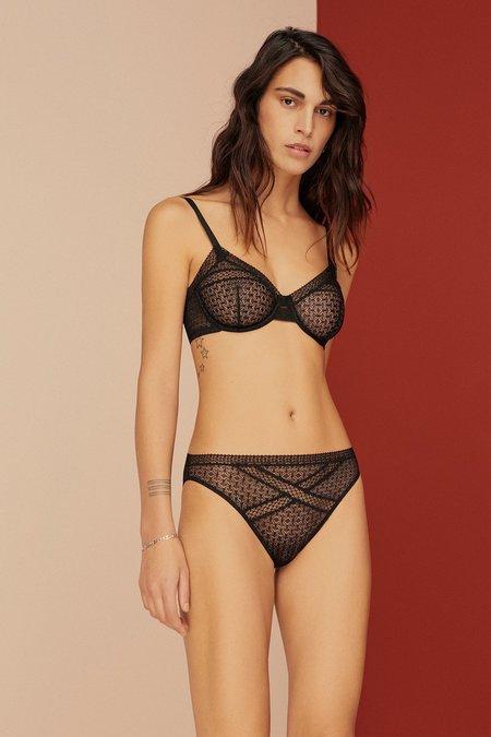 eldse Harper Bikini Brief - black