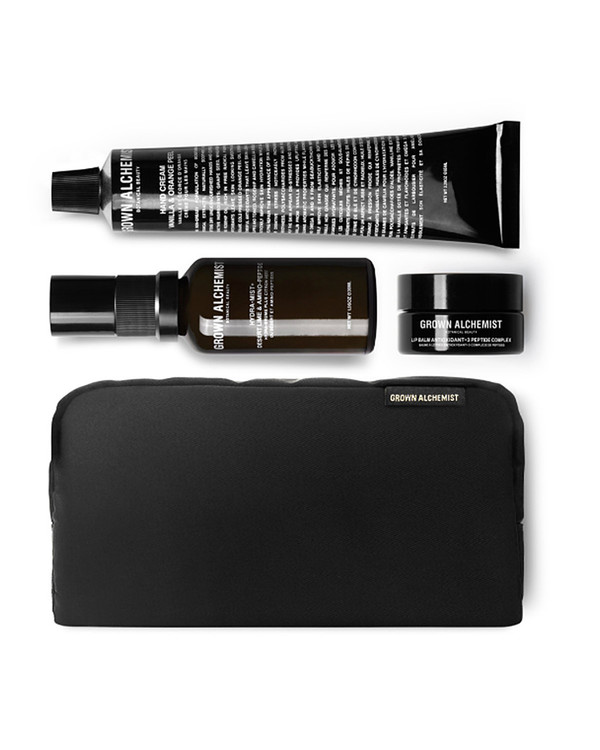 Grown Alchemist Handbag Essentials Set