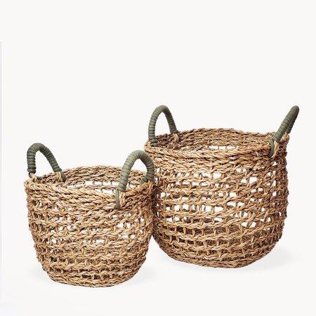 KORISSA Savar Mesh Basket Set