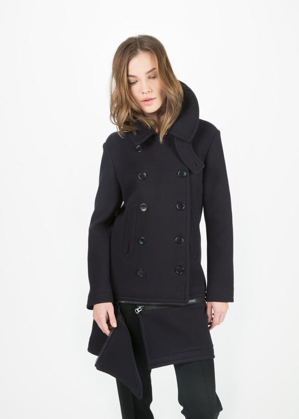 Hache Zip Away Coat