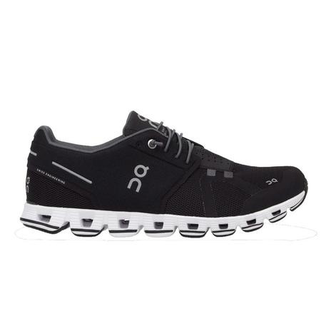 ON Running Cloud shoes - Black/White