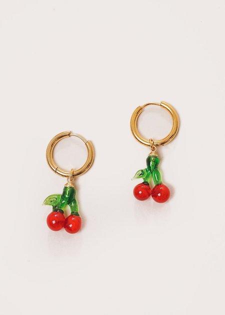 NINFA Cherries Earrings