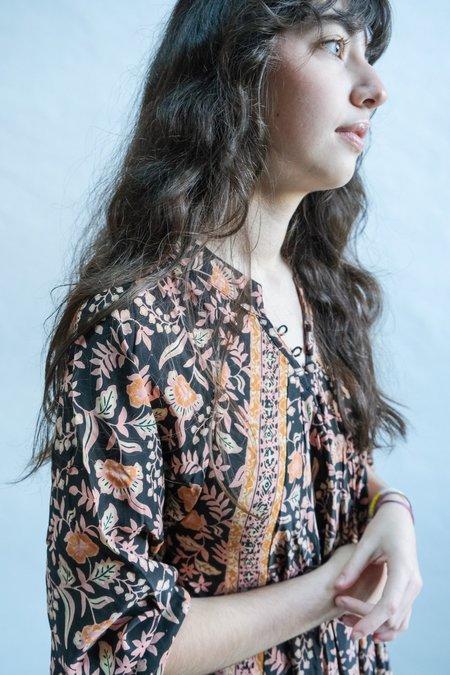 Natalie Martin Fiore Maxi dress - Autumn Silk