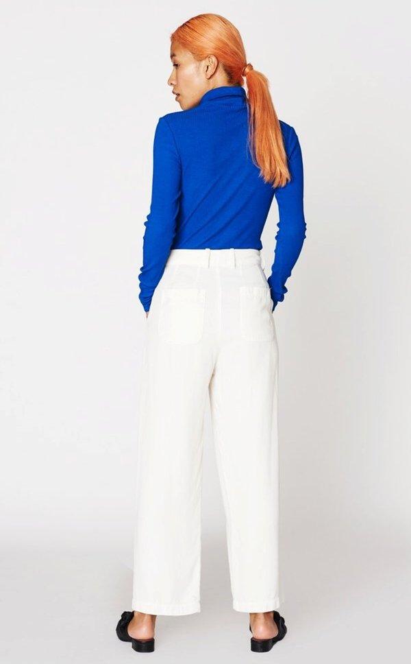 Lacausa Clothing Isabelle Pants - Panna Cotta
