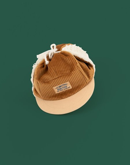 Kids New Kids In the House Robin Cap - Maple