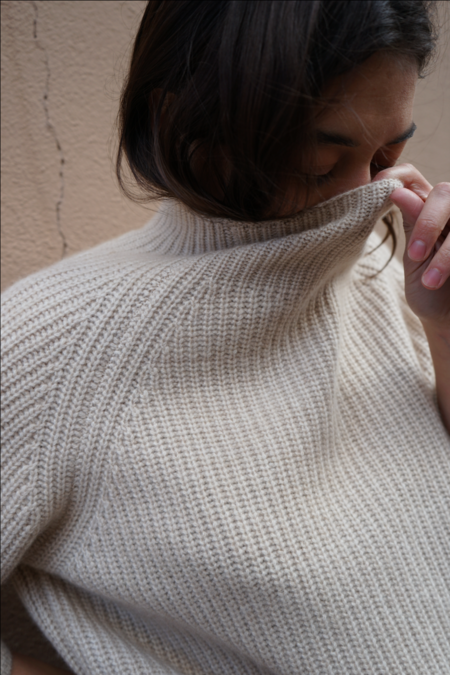 Spirit of the Earth The Franci Turtleneck
