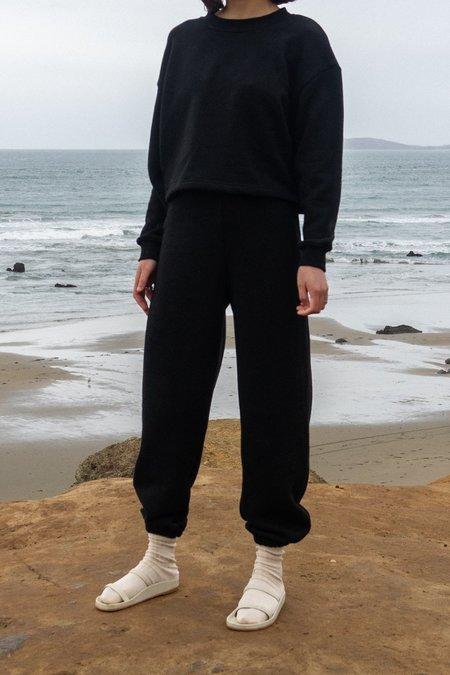 Waltz Easy Sweatpants - Black