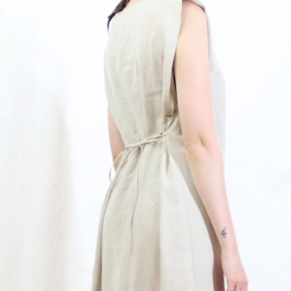 House of 950 Back Tie Dress