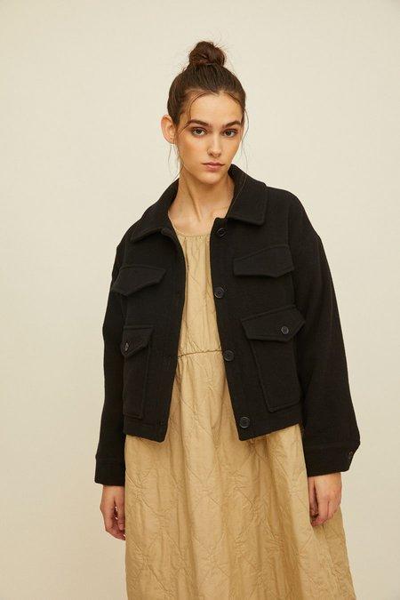 Rita Row Ila Cropped Wool Jacket