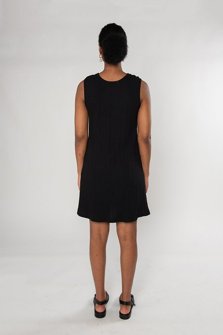 Limb The Label Audrey Dress - Black