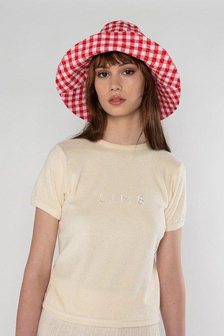 Limb The Label Daphne Hat - Gingham