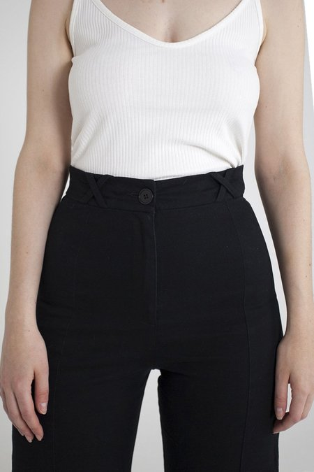 Limb The Label Nara Flare pants - Black