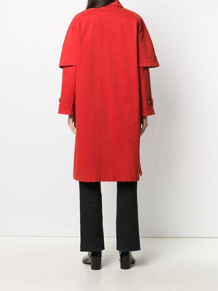 Henrik Vibskov Day to Day Jacket - Red Clay