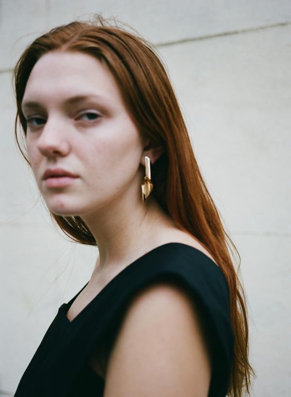 Tuza Jewelry Tuza Reflejo Earrings