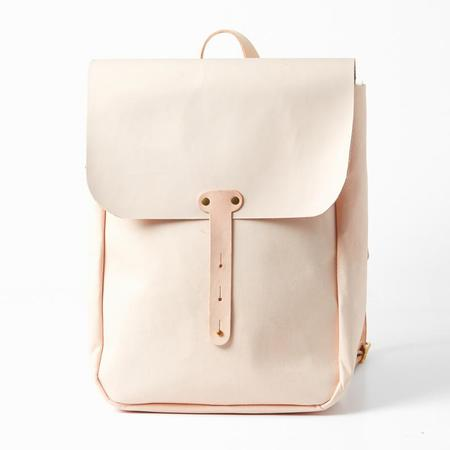 Noah Marion Windy City Backpack - Cream