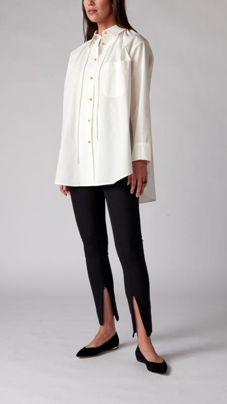 Rejina Pyo Ashley Shirt - Off-White