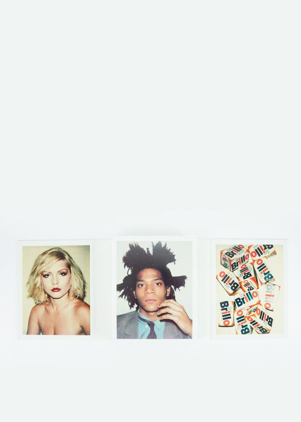 Taschen Andy Warhol Polaroids 1958-1987