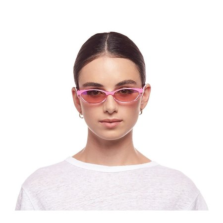 Le Specs The Crush eyewear - Pink Splice