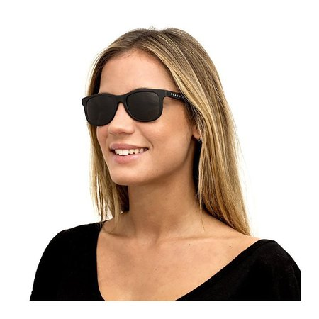 Farm Stand Sea 2 See Shark Sunglasses - Black/green