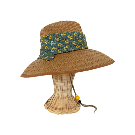 Shaded by Lizzy Helen Straw Hat #1