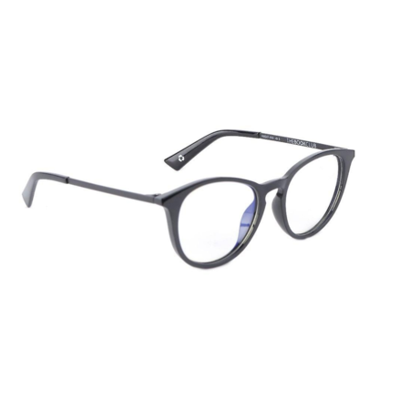 The Book Club Night Team Crazy For Blue Light Blocking Glasses - Crystal Olive