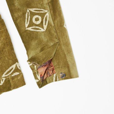 Post-Imperial Ikoyi Jacket - Olive