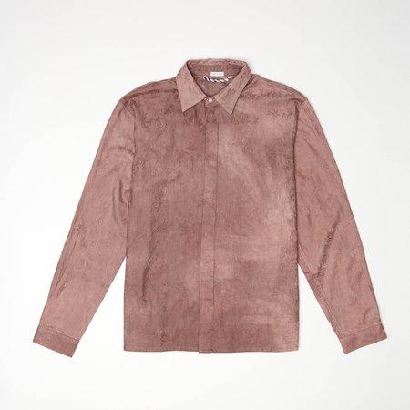 Post-Imperial  Lagos Shirt - Brown