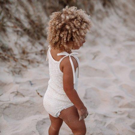 Illoura Meika Swimsuit - Vanilla