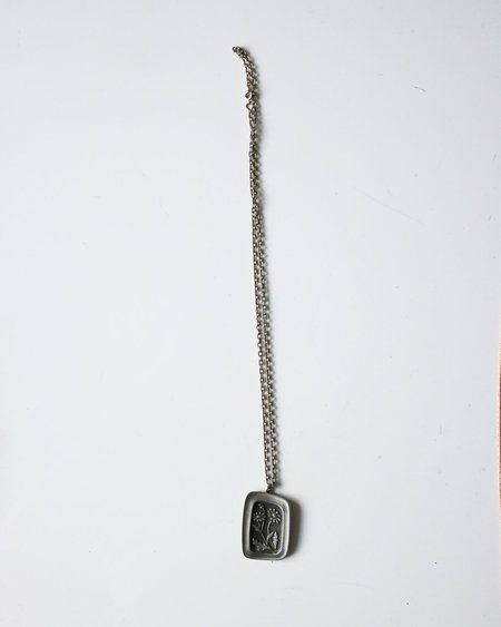 Pre-loved Pendant Necklace - STERLING SILVER