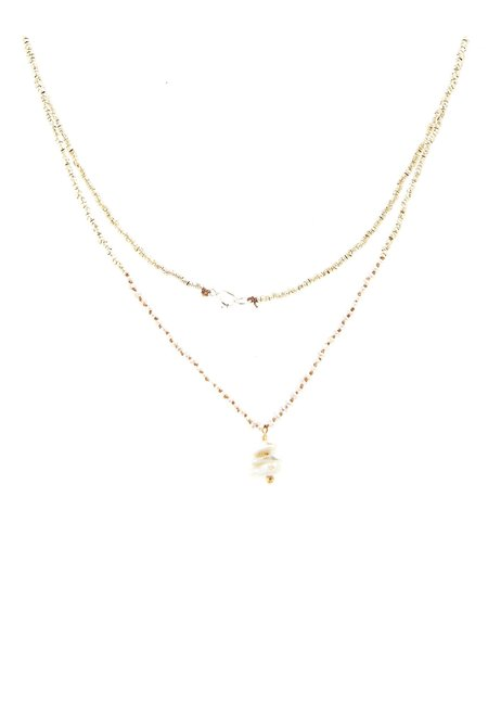 COVET #1 Necklace - silver