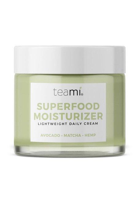 Teami Blends Superfood Moisturizer Lightweight Daily Cream