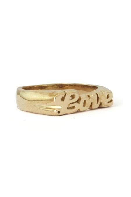 Snash Love Zodiac Ring
