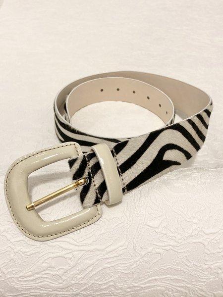 Paloma Wool Scott II Belt - Off White