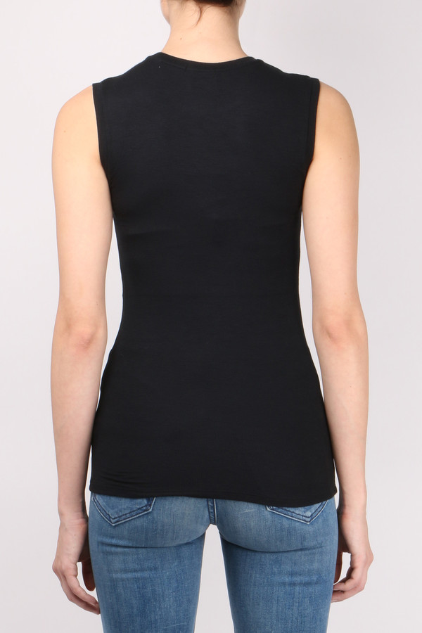 ATM Crewneck Sleeveless Tank