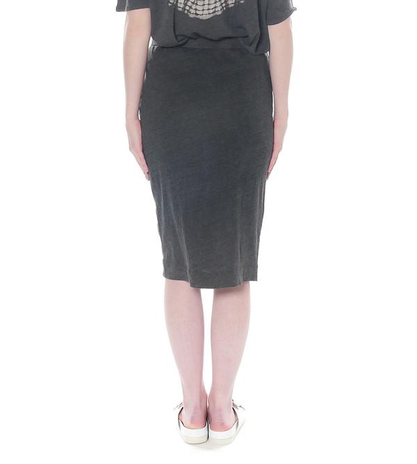 Raquel Allegra Jersey Pencil Skirt