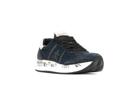 Premiata Conny-1491 Women sneakers - Navy/Black