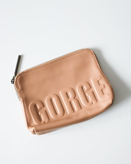 Pre-loved 3.1 Phillip Lim Pre-lovedSecond GORGE Pouch - Beige
