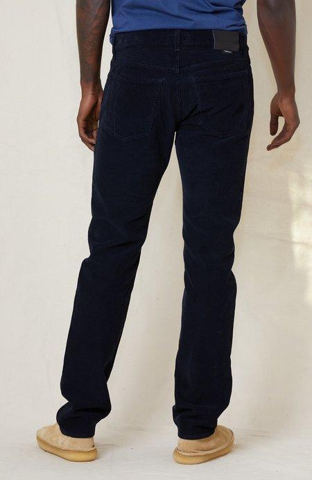PRESIDENTS Icarus Corduroy Jeans - Navy Blue