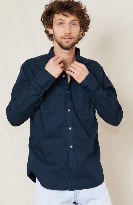Save Khaki Oxford Button Collar Shirt