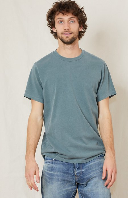 Save Khaki Short Sleeve Beach Crew Tee