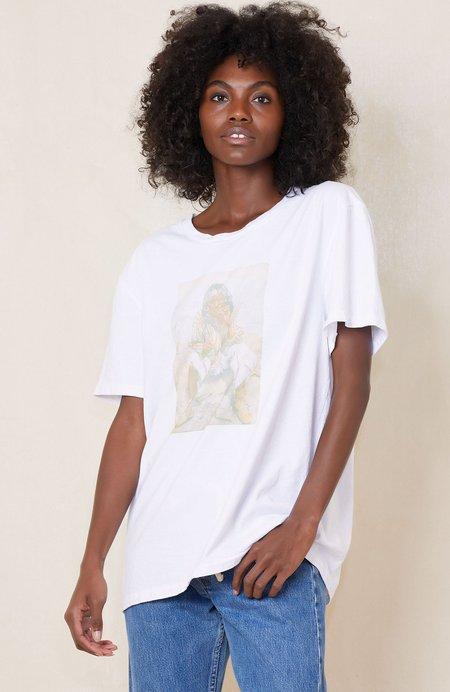 Unisex RON HERMAN Graphic Crew T-Shirt