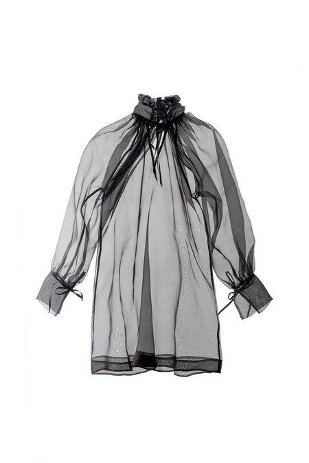 Else Honeycomb Organza Silk Cover Up